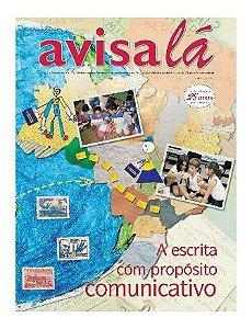 Revista Avisa lá #45 - A escrita com propósito comunicativo