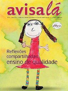 Revista Avisa lá #59 - Reflexões compartilhadas: ensino de qualidade