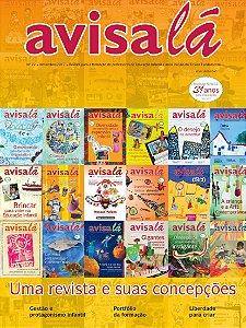 Revista Avisa lá #72 - Uma revista e suas concepções