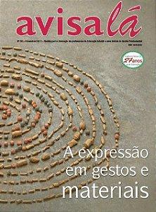 Revista Avisa lá #56 - Expressão em gestos e materiais