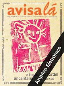 Arquivo Eletrônico Avisa lá #22 - A literatura de cordel encantando as crianças