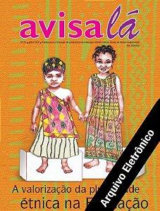 Arquivo Eletrônico Avisa lá #23 - A valorização da pluralidade étnica na educação