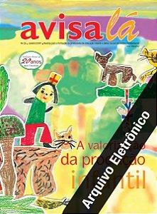 Arquivo Eletrônico Avisa lá #29 - A valorização da produção infantil