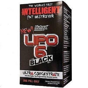 Lipo 6 Black Ultra Concentrado (sem DMAA)