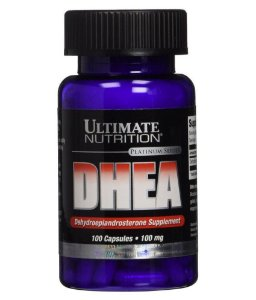 DHEA Ultimate Nutrition 100 mg 100 caps