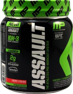 Muscle Pharm Assault 30 porções