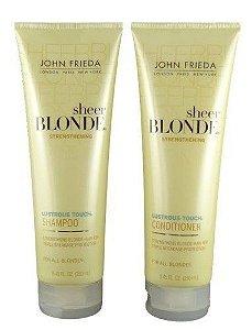 John Frieda Sheer Blonde Shampoo & Condicionador Loiro