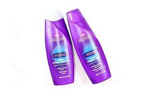 Shampoo e Condicionador Aussie Moist 400ml