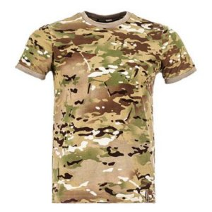 Camiseta Invictus T-Shirt Tech Multicam