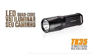 Lanterna Fenix TK35 2000 Lummens Ultimate Edition