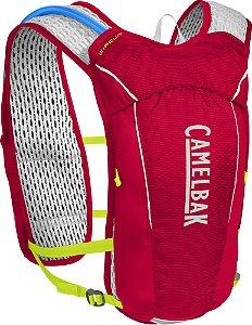 Mochila de Hidratação Camelbak Circuit Vest Vermelha 1,5L