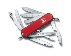 Canivete Victorinox MiniChamp Vermelho 16 Funções 0.6385