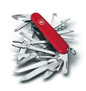 Canivete Victorinox SwissChamp Vermelho 33 Funções 1.6795