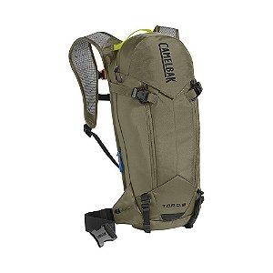 Mochila de Hidratação Camelbak T.O.R.O Protector 8 Verde
