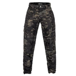 Calça Invictus Guardian Multicam Black com 10 Bolsos