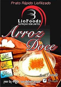 Sobremesa Arroz Doce LIOFOODS