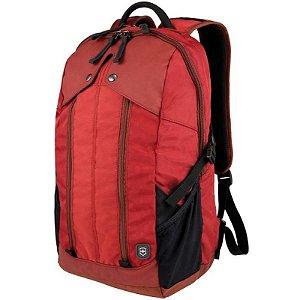 Mochila Victorinox nylon preta/vermelha Altmont 32389003