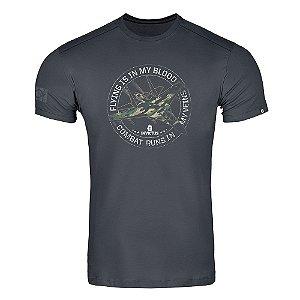 Camiseta Invictus T-Shirt Concept Thunderbolt