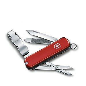 Canivete Victorinox NailClip 580 Vermelho 0.6463