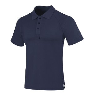 Camisa Polo Invictus Control Azul Aviator