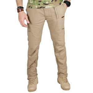 Calça Masculina Bélica Multiforce Coyote