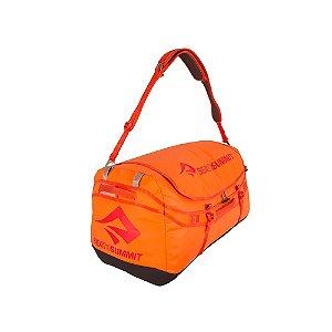 Mala de Viagem SEA TO SUMMIT Duffle Bag 45L Laranja