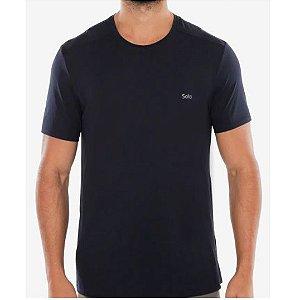 Camiseta Solo ION UV com Proteção Solar Azul Navy