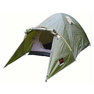 Barraca Camping Trilhas & Rumos Super Esquilo 2 Verde