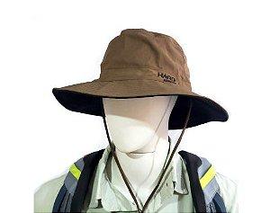 Chapéu Australiano Hard Adventure UV50+ Marrom