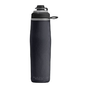 Garrafa CamelBak Peak Fitness Chill de 750ml Preto