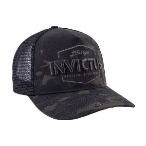 Boné Invictus Shadow Multicam Black