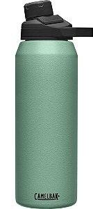 Garrafa Térmica Camelbak Chute Mag Vacuum 1,2 Litros Verde