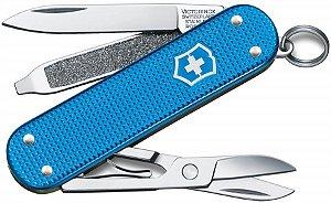 Canivete Victorinox Classic Alox Azul 0.6221.L20
