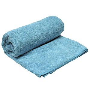 Toalha Azteq Soft M Azul