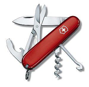 Canivete Victorinox Compact Vermelho 1.3405