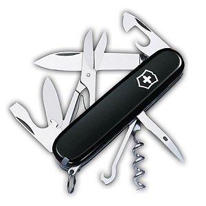 Canivete Victorinox Climber Preto em blister 1.3703.3B1