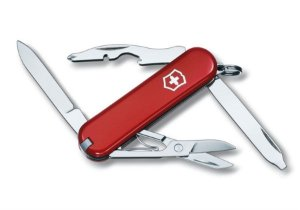Canivete Victorinox Rambler Vermelho 0.6363