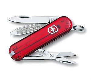 Canivete Victorinox Classic SD Vermelho em Blister 0.6223.TB1