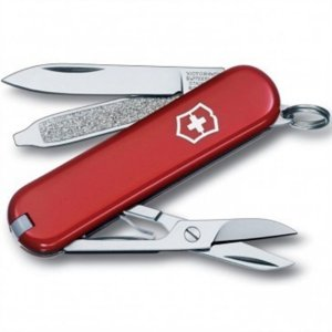 Canivete Victorinox Classic SD Vermelho em blister 0.6223.B1