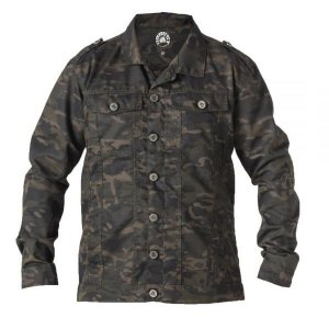 Jaqueta Arrest Brave Multicam Black