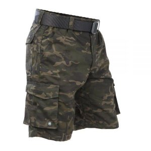 Bermuda Tática Arrest ARB 01 Strong Walk Multicam Black