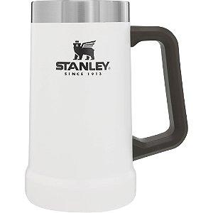 Caneca Térmica Stanley 710ml Branco