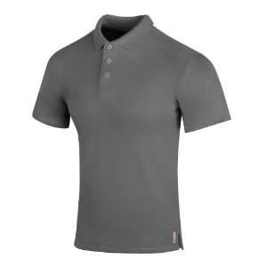 Camisa Polo Invictus Hero Cinza Cromio