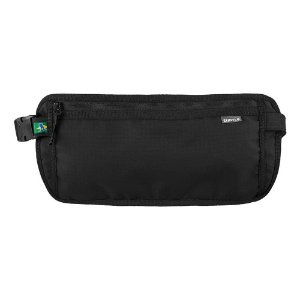 Pochete Curtlo Money Belt Preto