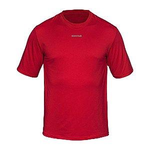 Camiseta Masculina Curtlo Active Fresh Vermelho