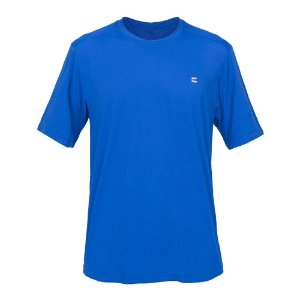 Camiseta Masculina Curtlo Active Fresh Azul Royal