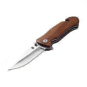 Canivete Invictus Squad Wood