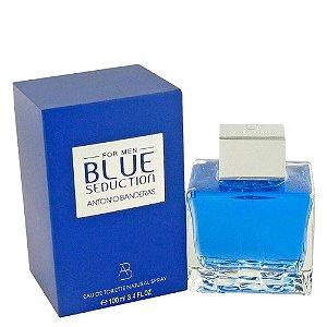 PERFUME ANTONIO BANDERAS BLUE SEDUCTION 200ML