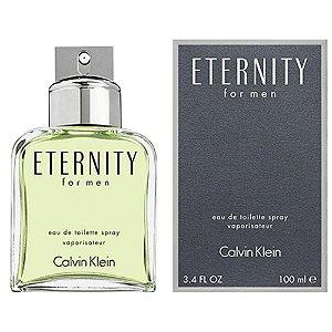 PERFUME CALVIN KLEIN ETERNITY FOR MEN 100ML
