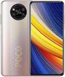 Smartphone Poco X3 PRO 256gb 8gb RAM – BRONZE